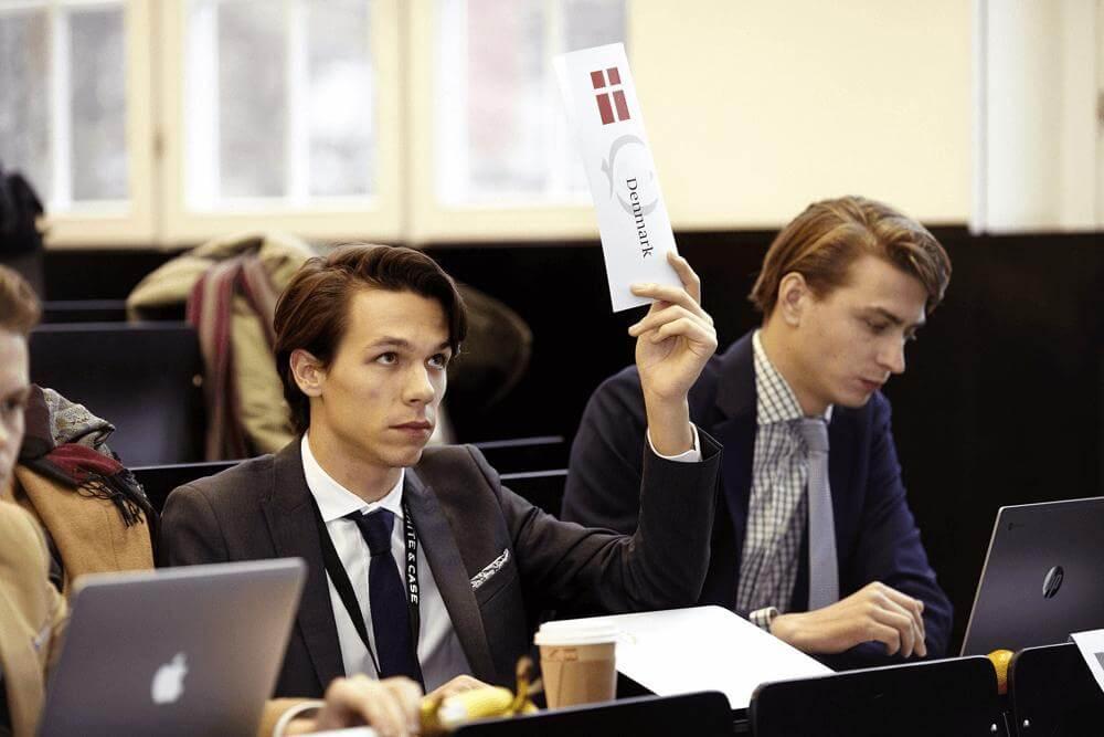 MUN Delegate voting